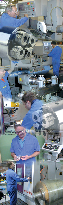 RSVP Tooling, Inc. - Thread Rolling - World Class Threading Image